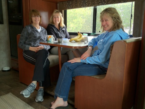 Friends and RV trips go really well together!