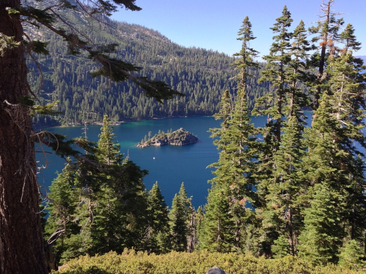 Tahoe Emerald Bay