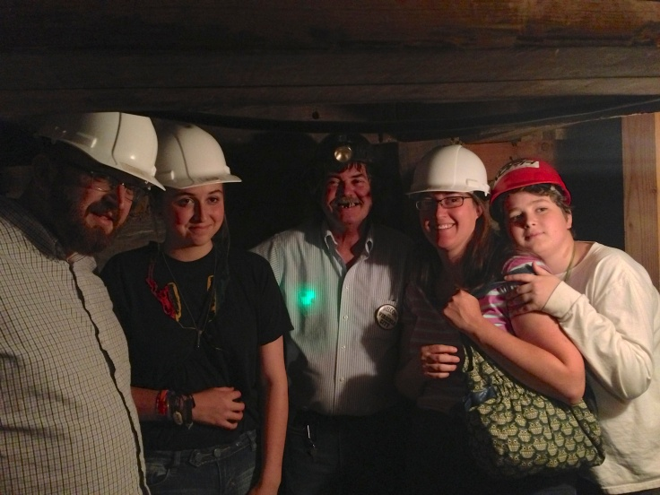 Nevada City Mine Tour
