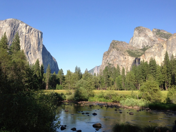 Yosemite Valley...ooh