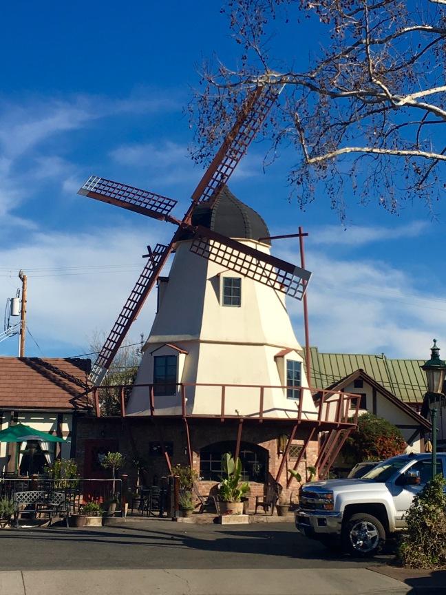 05 Solvang Windmill