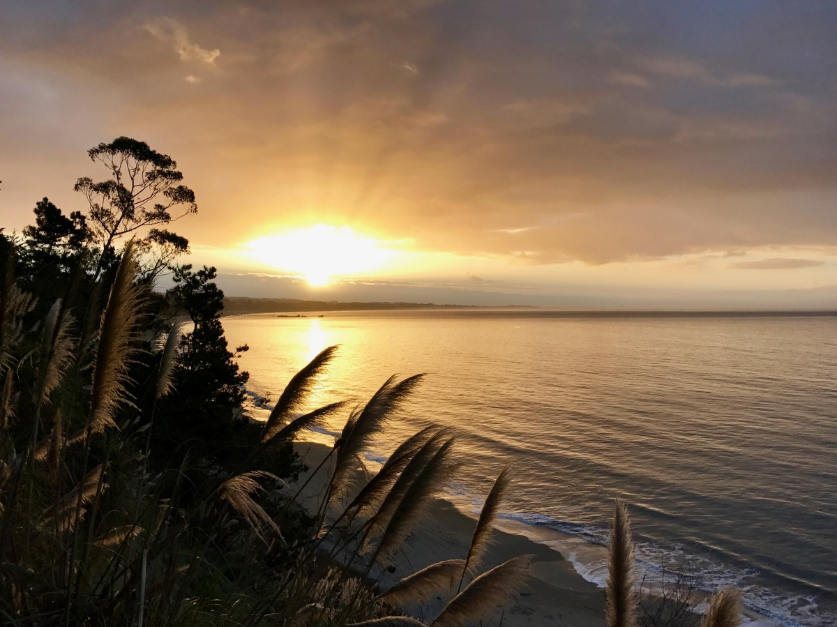 New Years at New Brighton Beach – RV Trip #49