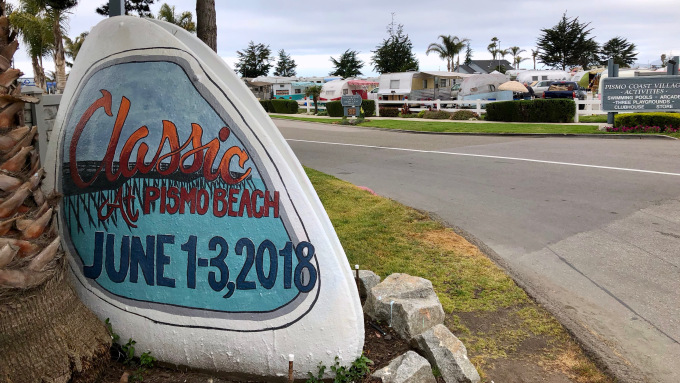 Pismo Beach Classic – RV Trip #65